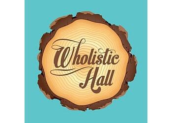 London yoga studio Wholistic Hall