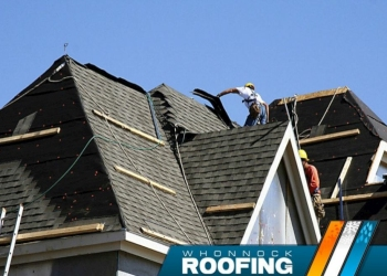 Maple Ridge roofing contractor Whonnock Roofing