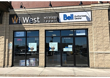 Lethbridge cell phone repair Wi West Wireless Repair