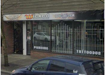 Maple Ridge tattoo shop Wicked Tattoo & Piercing Inc.