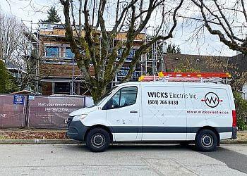 Wicks Electric, Inc.
