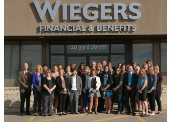 Saskatoon financial service Wiegers Financial & Benefits