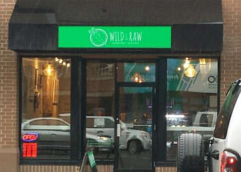 Calgary juice bar Wild & Raw