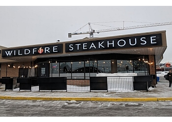 Oshawa steak house Wildfire Steakhouse
