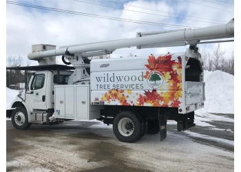 Fredericton tree service Wildwood Tree Services Inc.