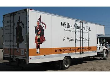 Waterloo moving company Wilke Movers Ltd.