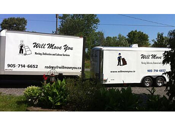 Welland moving company Will Move You