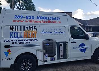 Welland hvac service  Williams Kool Heat