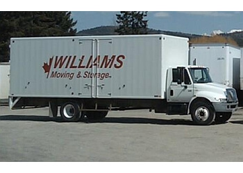 Lethbridge moving company Williams Moving & Storage