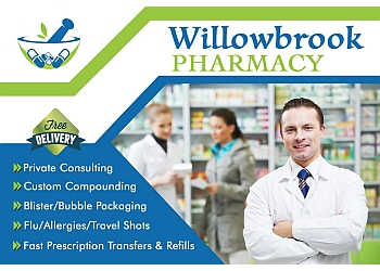 Langley pharmacy Willowbrook Pharmacy Langley