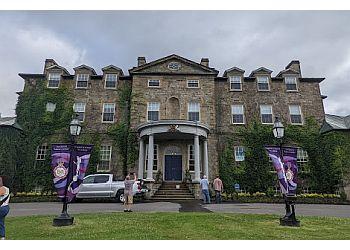 Fredericton public park Wilmot Park
