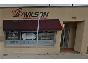 Hamilton printer Wilson Business Solutions