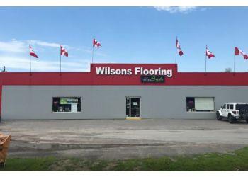 Belleville flooring company Wilsons Flooring Centre