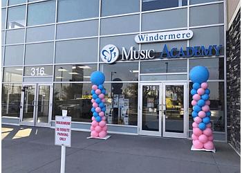 Edmonton music school Windermere music academy