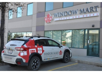 Edmonton window company Window Mart Windows and Doors