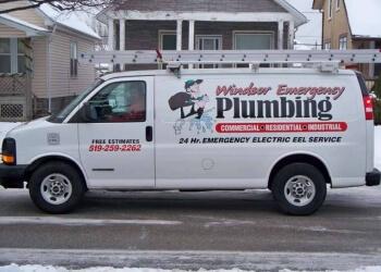 Windsor Emergency Plumbing