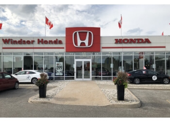 Windsor car dealership Windsor Honda