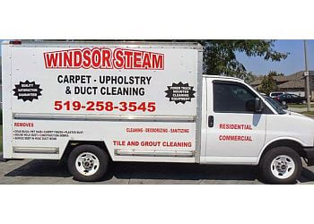 Windsor Steam Carpet Upholstery & Duct Cleaning