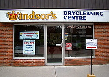 Windsor's Drycleaning Centre Peterborough Dry Cleaners