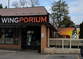 Mississauga sports bar Wingporium