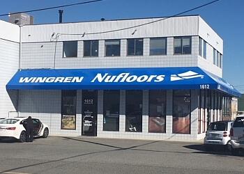 Nanaimo flooring company Wingren Nufloors