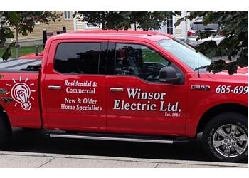 St Johns electrician Winsor Electric Ltd.