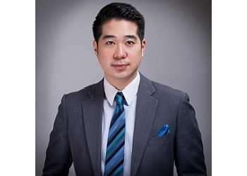 Vancouver real estate lawyer Winston Kam