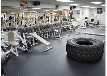 Grande Prairie gym Winston's Health & Fitness