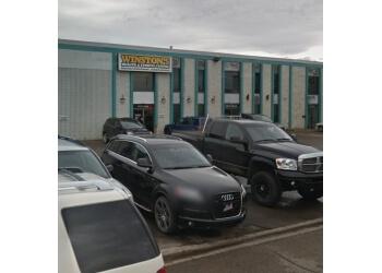 Grande Prairie gym Winston's Health & Fitness Centre