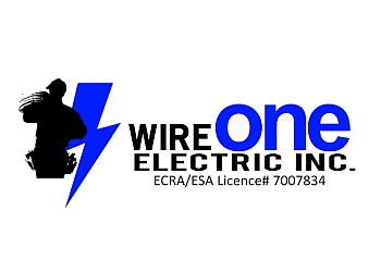 Niagara Falls electrician WireOne Electric, Inc.