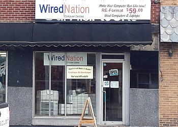 Sarnia computer repair Wired Nation