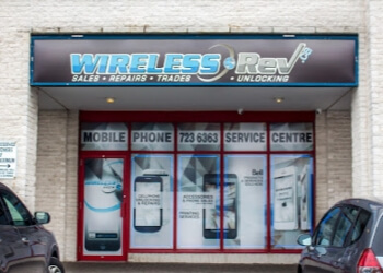 Ottawa cell phone repair Wireless Revolution