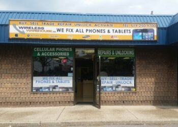 Windsor cell phone repair Wireless Warehouse