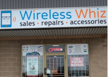 Hamilton cell phone repair Wireless Whiz