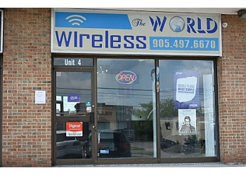 Brampton cell phone repair Wireless World