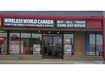 Guelph cell phone repair Wireless World Canada