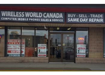 Guelph cell phone repair Wireless World