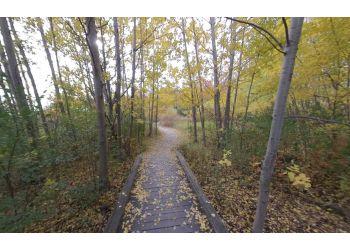 Markham public park Wismer Park