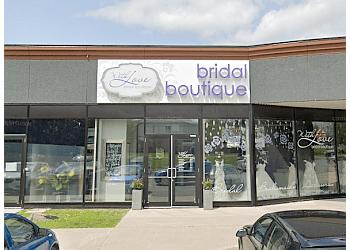 Ottawa bridal shop With Love Bridal Boutique