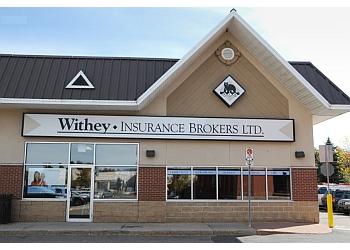 Huntsville insurance agency Withey Insurance Brokers Ltd.