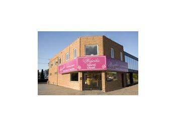 Winnipeg funeral home Wojcik's Funeral Chapel & Crematorium