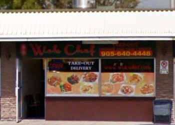 Stouffville chinese restaurant Wok Chef