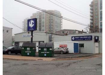 Halifax auto body shop Wolf Collision Ltd.