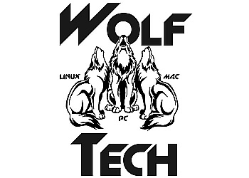 Halifax computer repair Wolf Tech