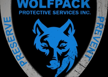 Sudbury security guard company Wolfpack Protective Services Inc.