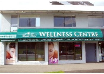 Burnaby massage therapy WonderPoint Wellness Centre