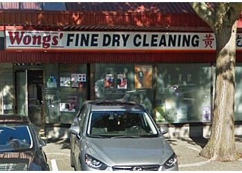 Richmond dry cleaner Wong's Fine Dry Cleaning