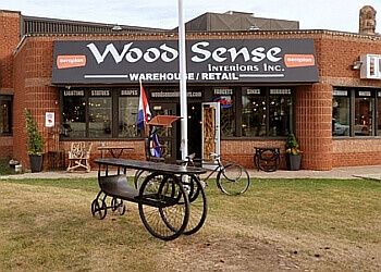Oakville furniture store Wood Sense Interiors Inc.