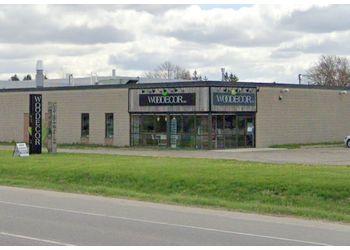 Stratford custom cabinet Woodecor