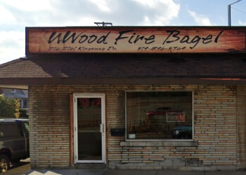 Kitchener bagel shop Woodfire Bagels